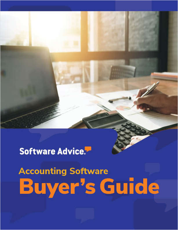 Software Advice's Guide to Buying Accounting Software in 2019
