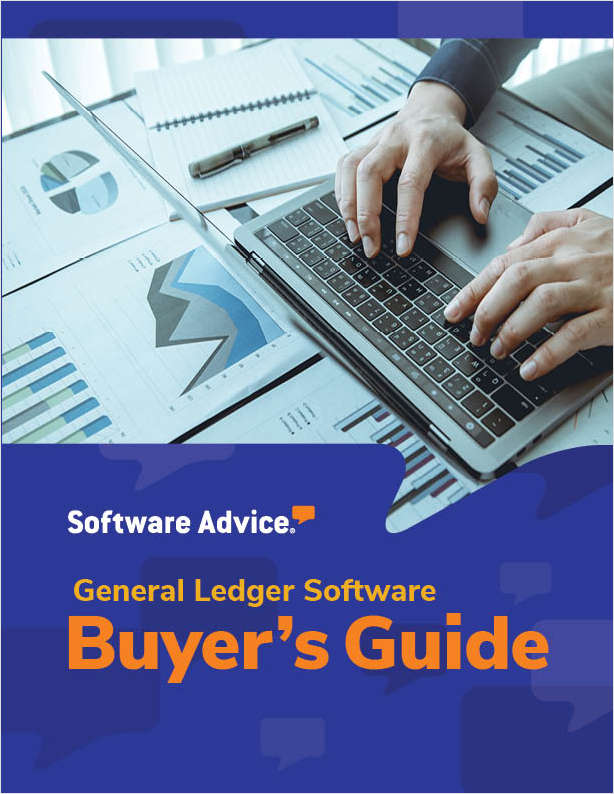 Software Advice's Guide to Buying General Ledger Software in 2019