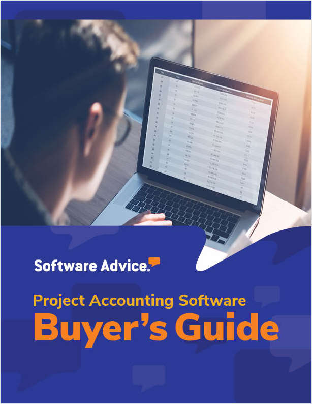Software Advice's Guide to Buying Project Accounting Software in 2019