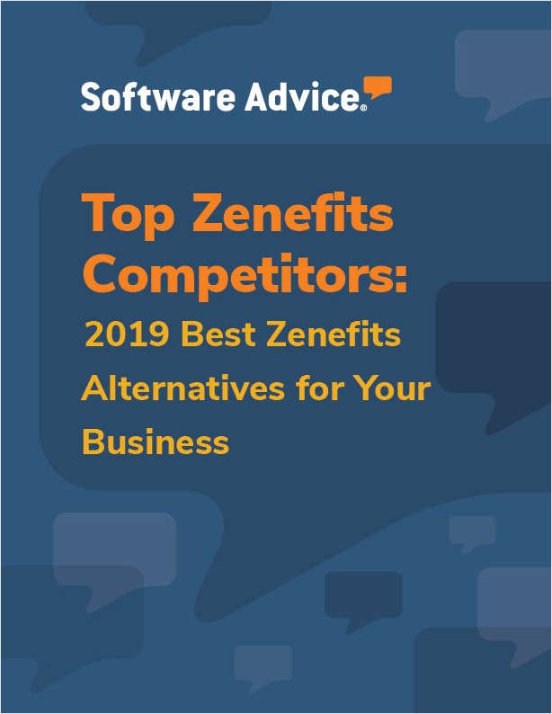 Discover How Top Human Resources Systems Compare to Zenefits