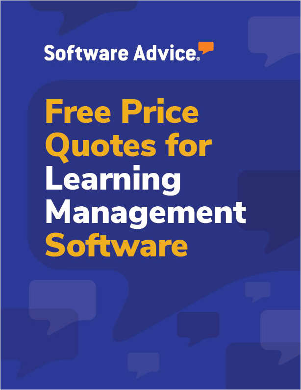 Get Free Learning Management Software Price Quotes!