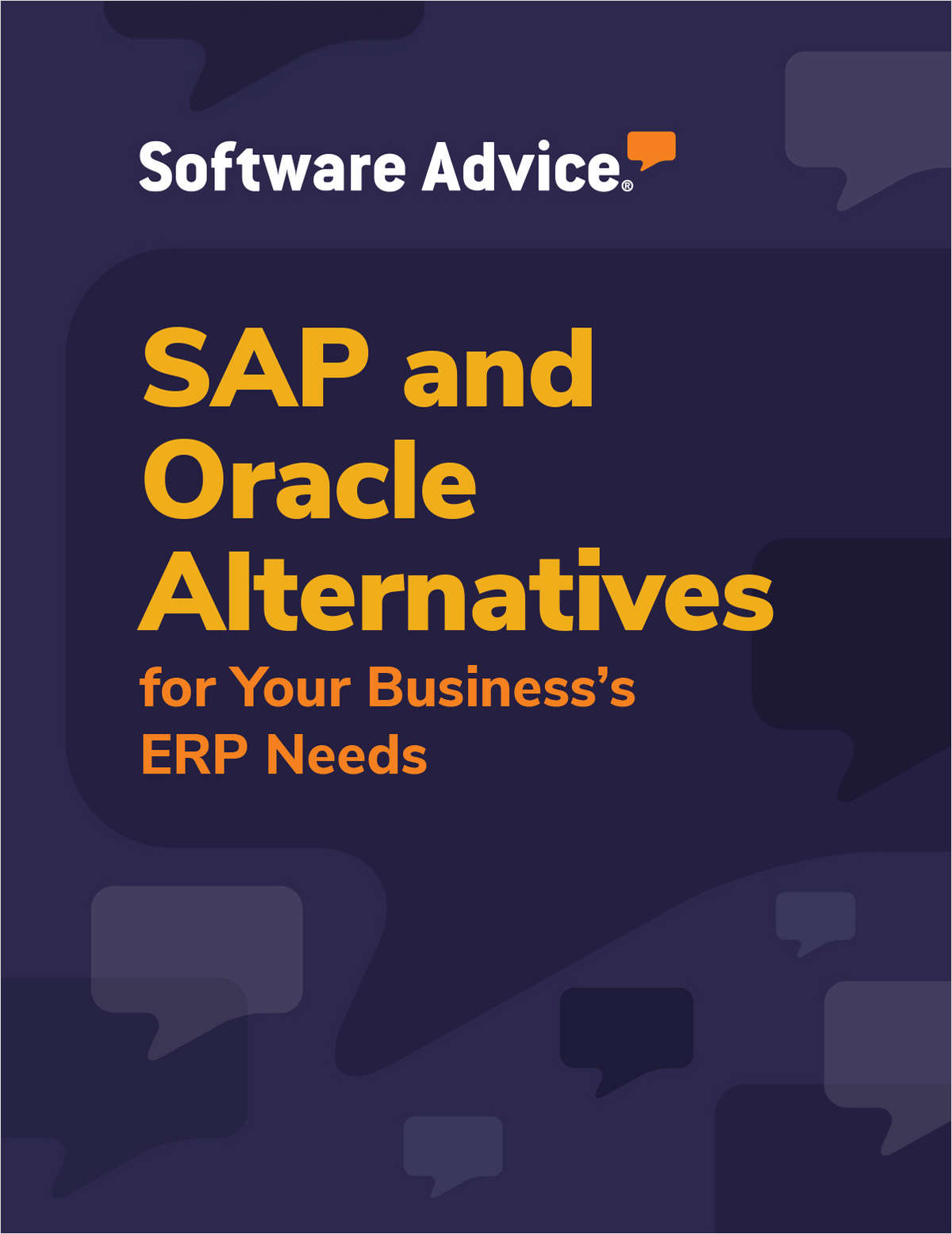 SAP and Oracle Alternatives for Your Business's ERP Needs