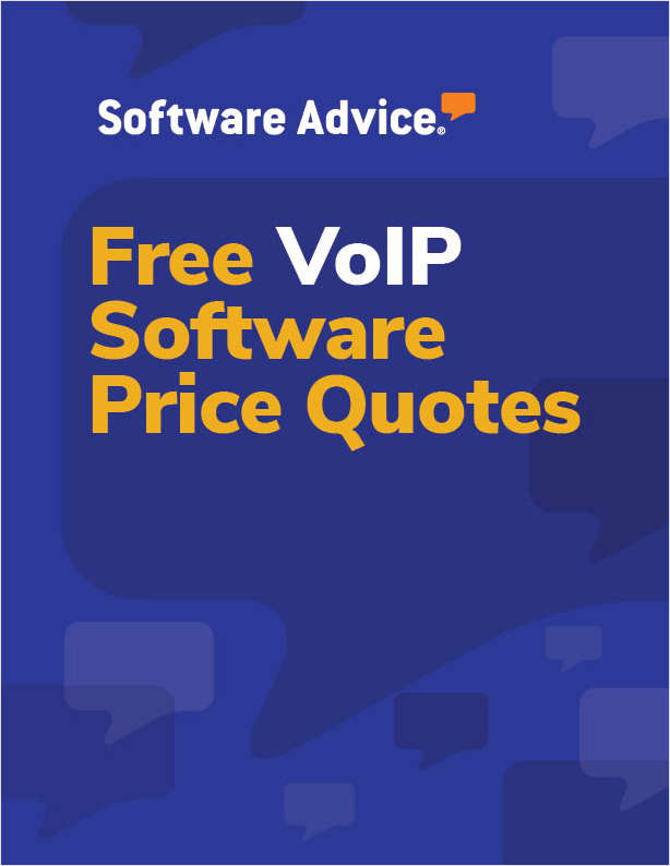 Get Free VoIP Software Price Quotes!