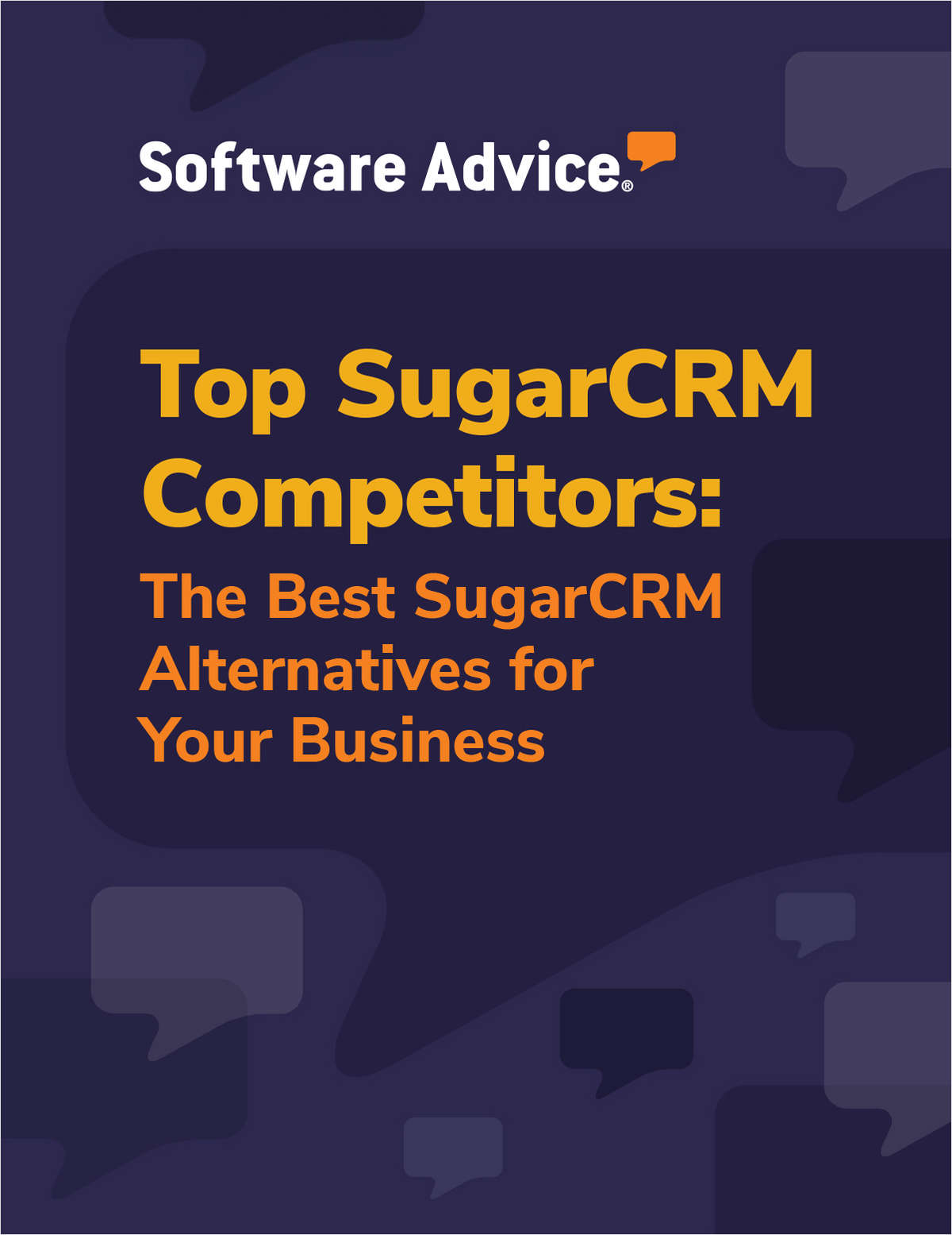 Discover How Top Customer Relationship Management Systems Compare to SugarCRM