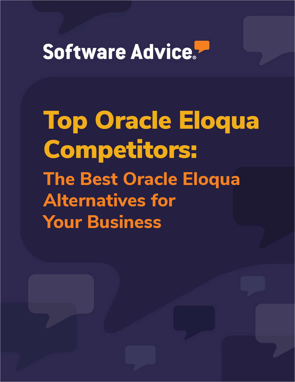 Discover How Top Marketing Automation Systems Compare To Oracle Eloqua