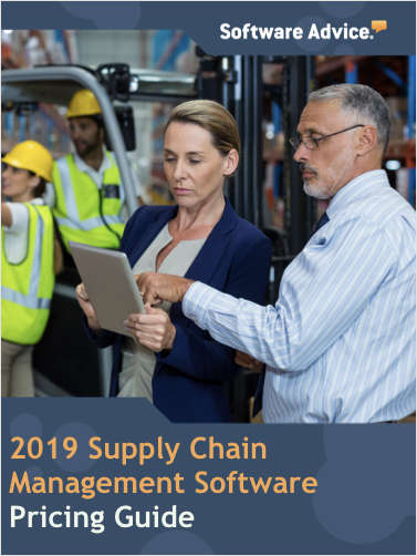 Compare Supply Chain Management Software Pricing: Software Advice's 2019 Guide