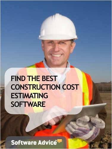 Find the Best 2017 Construction Cost Estimating Software - Get FREE Custom Price Quotes