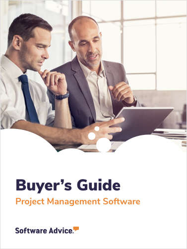 Software Advice's Guide to Buying Project Management Software in 2019