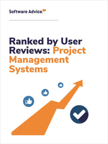 Software Advice's Top 10 User Rated Project Management Software