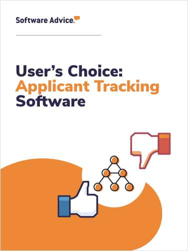 Software Advice's Top 5 User Rated Applicant Tracking Software