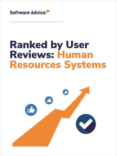 Software Advice's Top 10 User Rated Human Resources Software