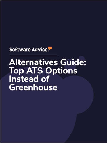 Software Advice Alternatives - Top 5 Greenhouse Competitors