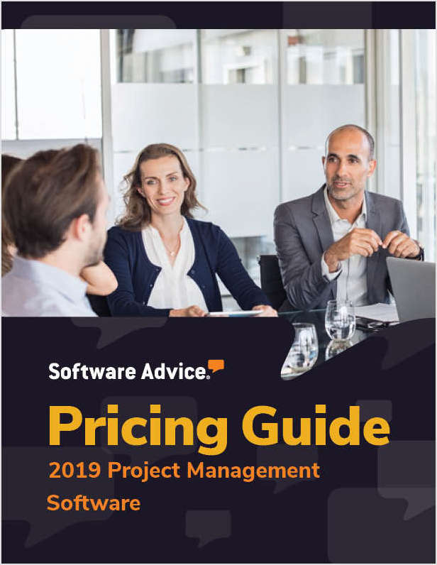 Compare Project Management Software Pricing: Software Advice's 2019 Guide
