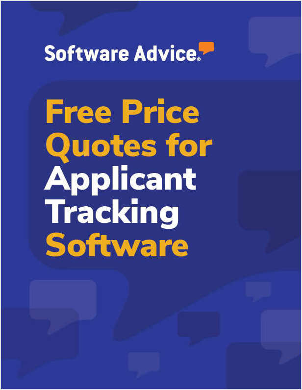 Get Free Applicant Tracking Software Price Quotes!