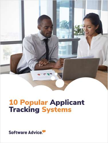 Software Advice's Top 10: Most Popular Applicant Tracking Software