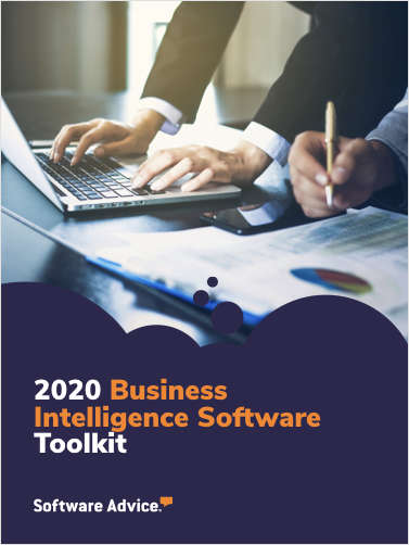 The 2019 Business Intelligence Software Selection Kit