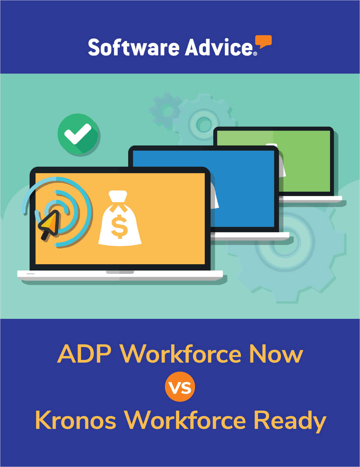 ADP vs. Kronos - Compare Top Payroll Software Systems