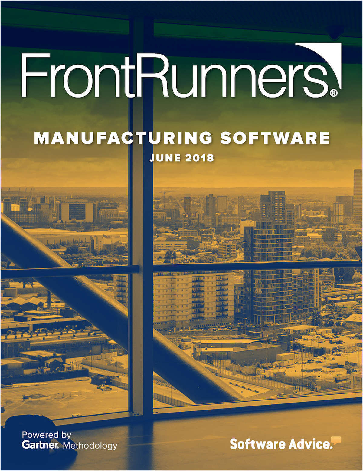 Top Rated FrontRunners for Manufacturing Software