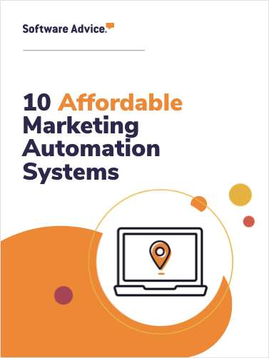 10  Affordable Marketing Automation Systems