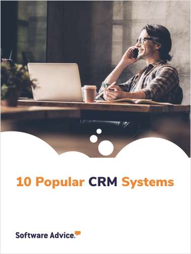 Software Advice's Top 10: Most Popular CRM Software