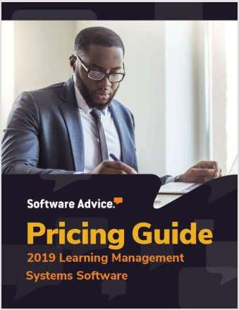 Compare Learning Management Software Pricing: Software Advice's 2019 Guide