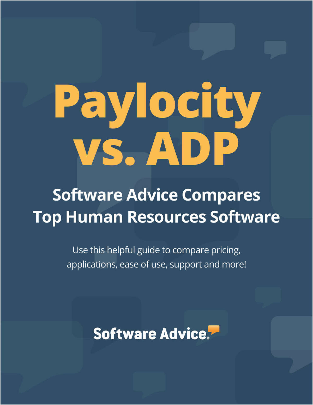 Paylocity vs. ADP - Compare Top Payroll Software Systems