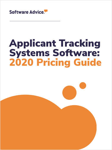 Applicant Tracking Systems Software: 2020 Pricing Guide