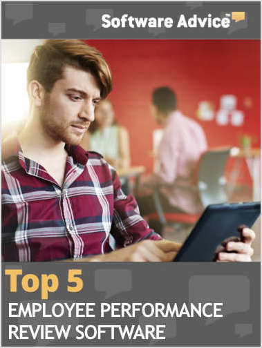 The Top 5 Employee Performance Review Software Solutions