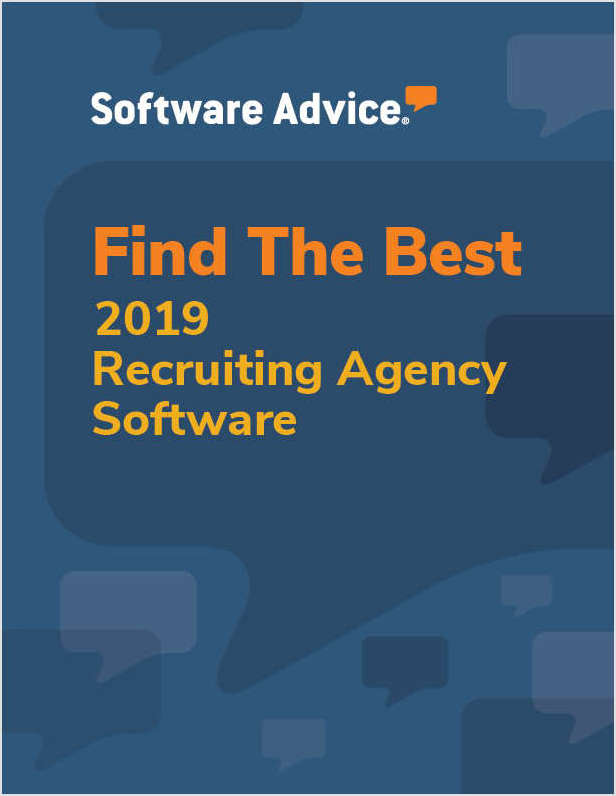 How Software Advice Can Help With Your Recruiting Agency Software Search