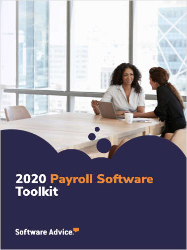 The 2019 Payroll Software Selection Toolkit