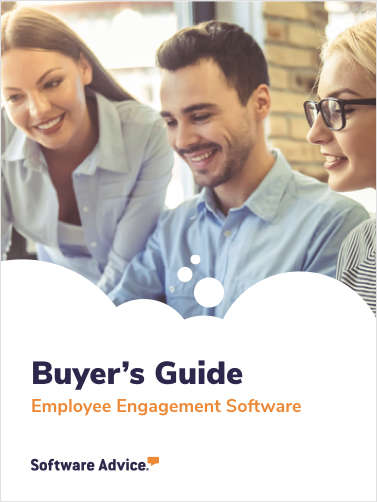 A 2020 Buyer's Guide to Employee Engagement Software