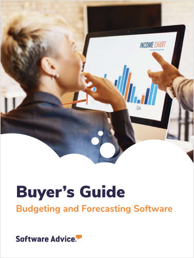 A 2020 Buyer's Guide to Budgeting & Forecasting Software