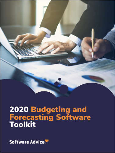 Everything You Need to Know About Purchasing Budgeting & Forecasting Software in 2020