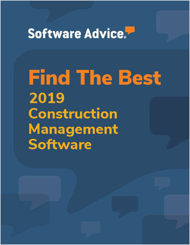 How Software Advice Can Help With Your Construction Management Software Search