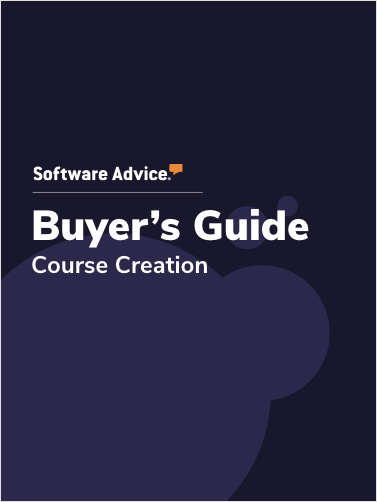 A 2020 Buyer's Guide to Course Creation Software