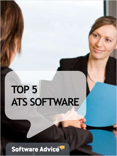 The Top 5 Applicant Tracking Software - Get Unbiased Reviews & Price Quotes