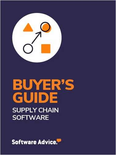 The 2019 Supply Chain Software Buyer's Guide