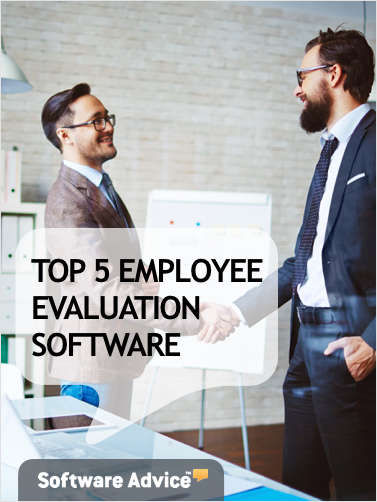 The Top 5 Employee Evaluation Software - Get Unbiased Reviews & Price Quotes