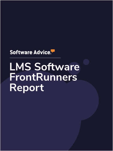 Top Rated FrontRunners for 2019 Learning Management Software