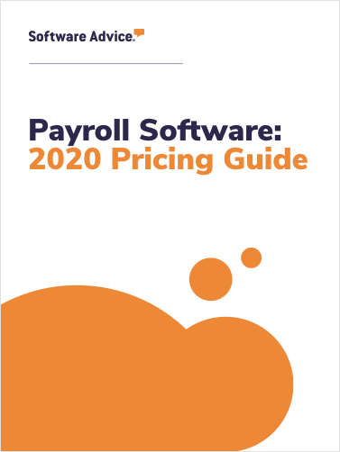 Payroll Software: 2020 Pricing Guide