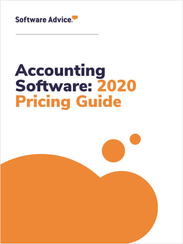 Accounting Software: 2020 Pricing Guide