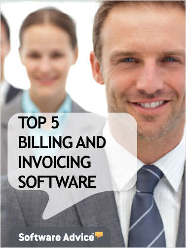 The Top 5 Billing and Invoicing Software - Get Unbiased Reviews & Price Quotes