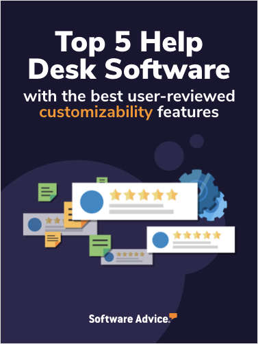 Top 5 Help Desk Software With the Best User-Reviewed Customizability Features