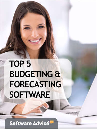 The Top 5 Budgeting and Forecasting Software - Get Unbiased Reviews & Price Quotes