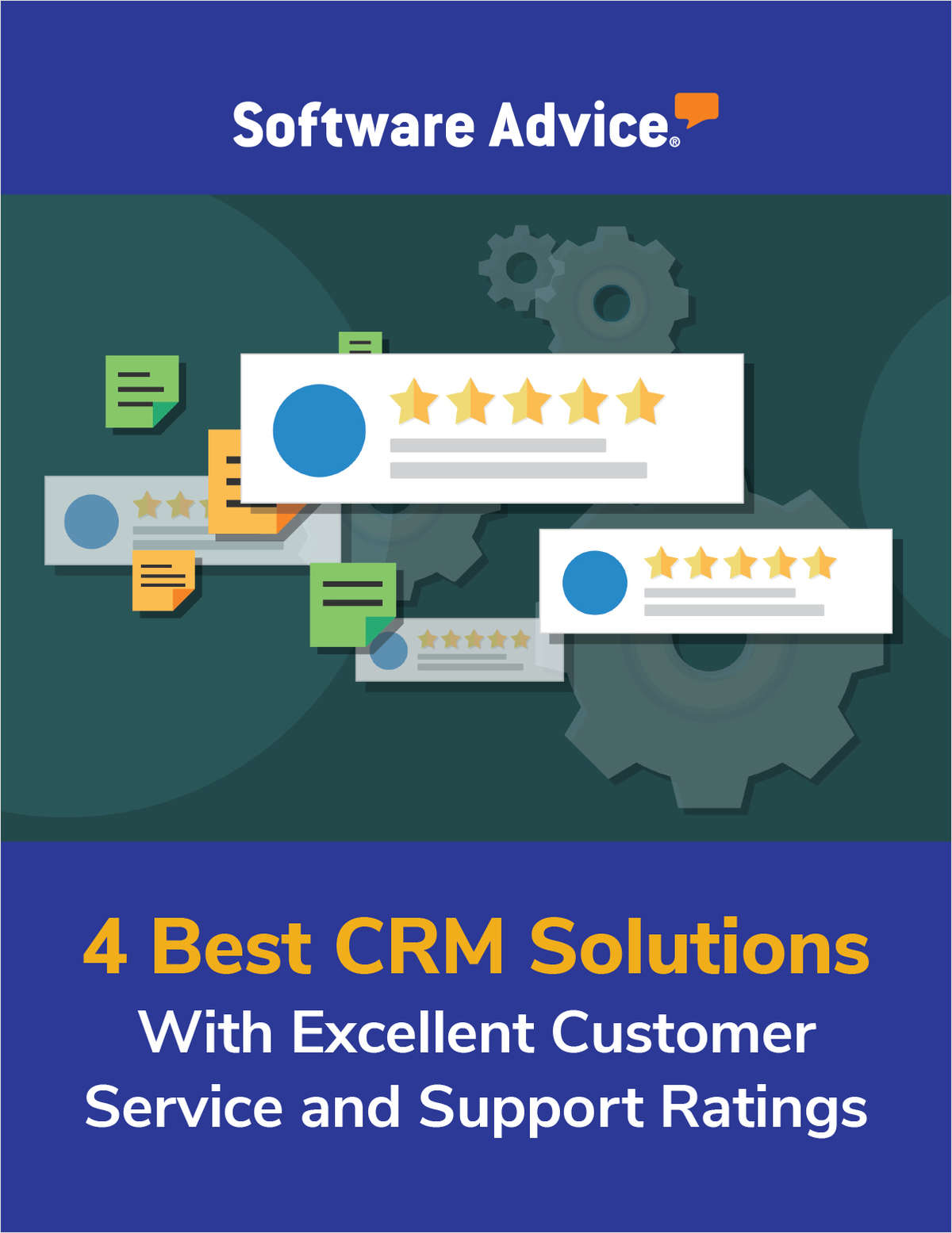 4 Best CRM Solutions With Excellent Customer Service and Support Ratings