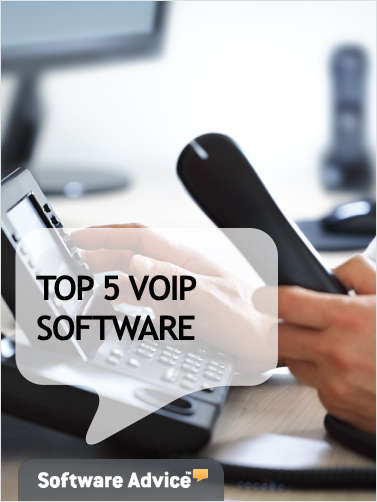 The Top 5 VoIP Software - Get Unbiased Reviews & Price Quotes
