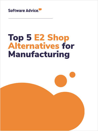 Top 5 E2 Shop System Alternatives for Manufacturing