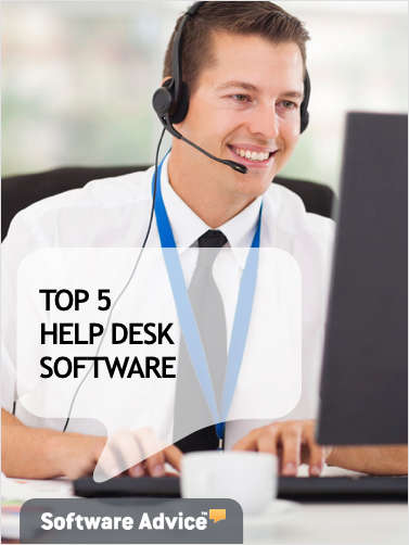 The Top 5 Help Desk Software - Get Unbiased Reviews & Price Quotes