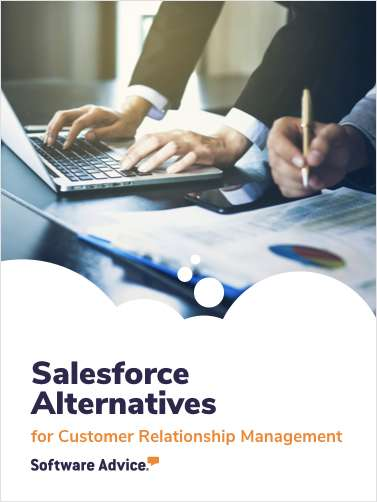 Best Salesforce Alternatives for CRM