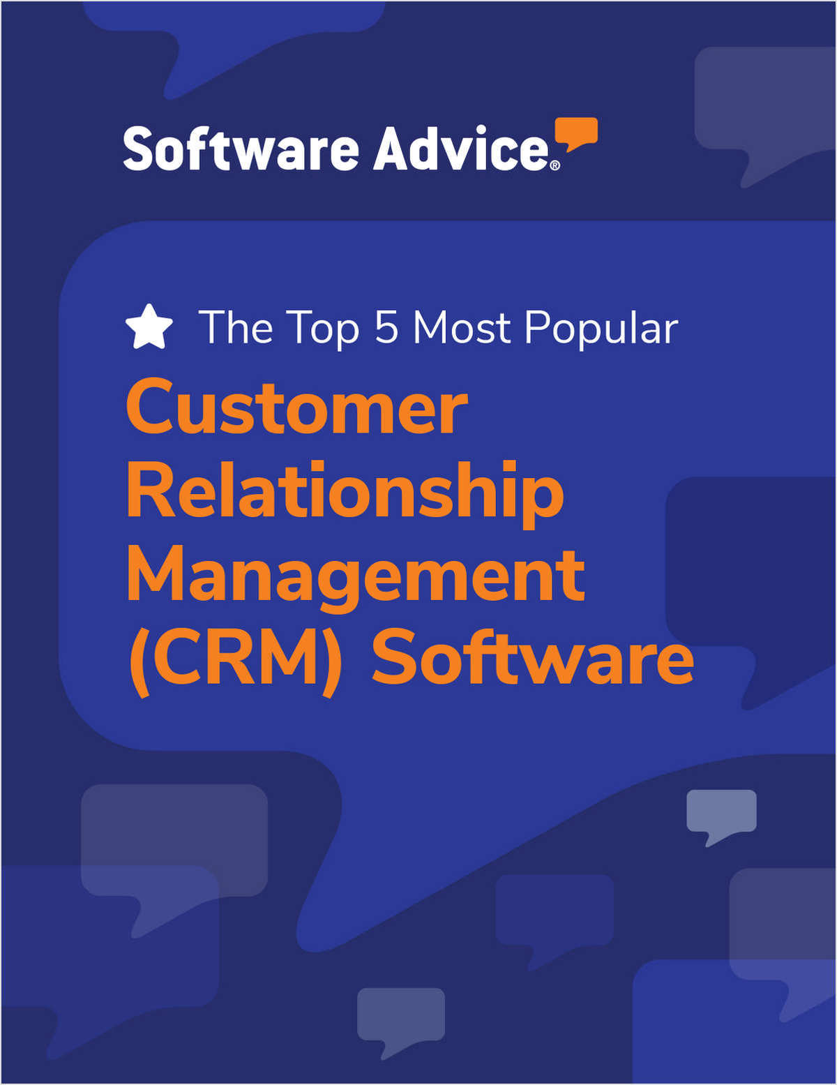Software Advice's Top 5: Most Popular CRM Software